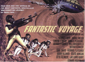A science fiction film (Fantastic Voyage)